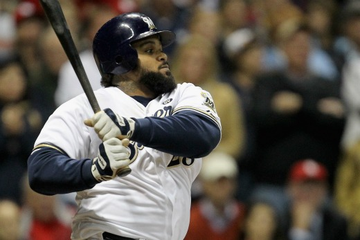 Prince Fielder remains the biggest free agent on the market with less than four weeks until the Mariners report to camp. (Getty Images)