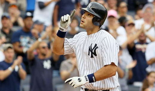 The Mariners acquired power-hitting catcher Jesus Montero from the Yankees on Friday for Michael Pineda. (Getty Images)