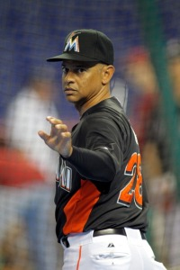 Houston Astros v Miami Marlins