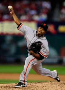 San Francisco Giants v St. Louis Cardinals