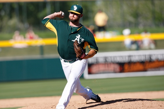 Arizona Diamondbacks v Oakland Athletics